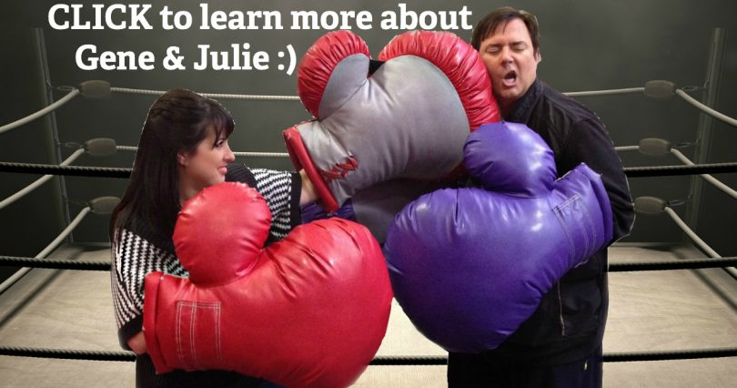 CLICK to learn more about Gene & Julie