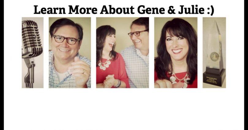 Learn more about Gene & Julie :)